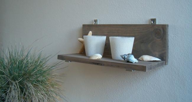 Plankje Voor Aan De Muur.Home Made By Me Boekenplankje